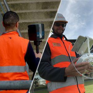 Opérateur Scanner Télépilote Drone Axéo FM